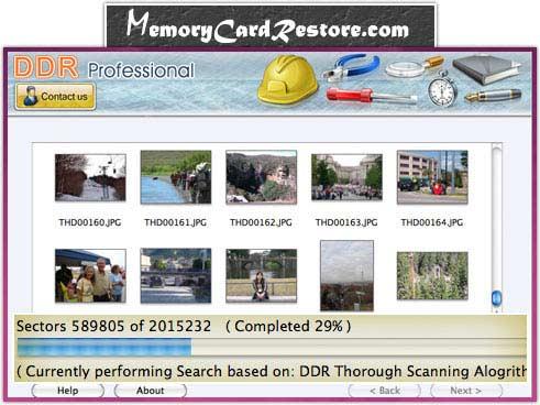 Mac Memory Card Restore 5.3.1.2 full